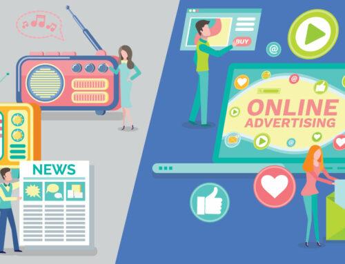 US Digital Marketing vs. Traditional Marketing
