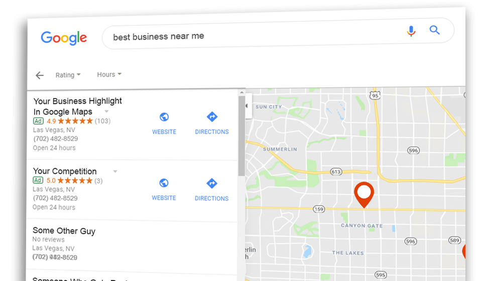 Google Maps Ads through Google Ads with Pay Per Click Agency