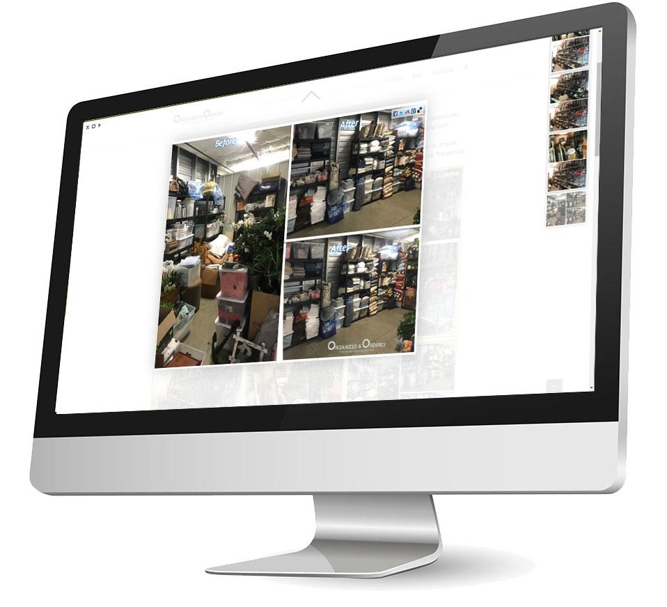 Website Photo Gallery